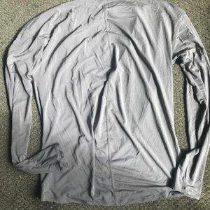 lululemon athletica Tops - Dove Grey Long Sleeved T-shirt from lululemon